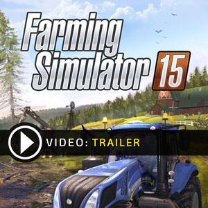 Acheter Farming Simulator 15 Clé Cd Comparateur Prix