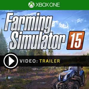 Farming Simulator 15 Xbox One en boîte ou à télécharger