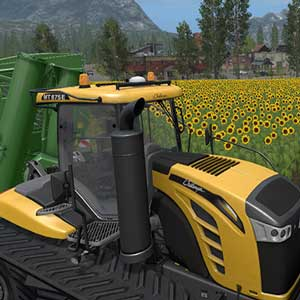 Farming Simulator 17 MT700E