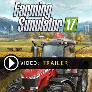 Acheter Farming Simulator 17 Clé Cd Comparateur Prix