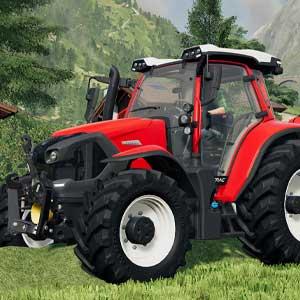 Farming Simulator 19 Alpine Farming Expansion Lintrac 130
