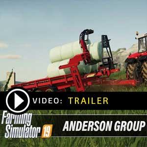 Acheter Farming Simulator 19 Anderson Group Equipment Pack Clé CD Comparateur Prix