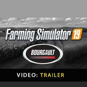 Acheter Farming Simulator 19 Bourgault Clé CD Comparateur Prix