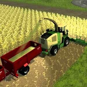 Farming Simulator 2013 Récolte