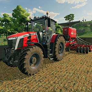 Farming Simulator 22 Massey Ferguson MF 8700