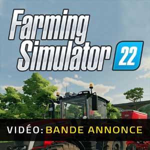 Farming Simulator 22 Bande-annonce Vidéo