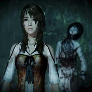 FATAL FRAME Maiden of Black Water Yuri Kozukata
