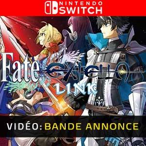 Fate/EXTELLA LINK PS4 Bande-annonce Vidéo