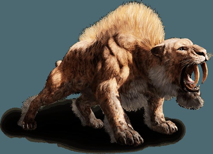 sabertooth beast