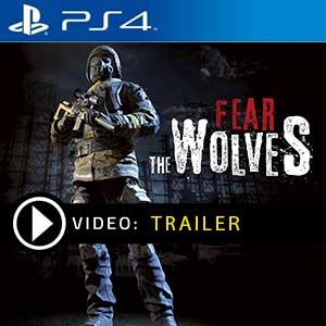 Fear the Wolves PS4 en boîte ou à télécharger