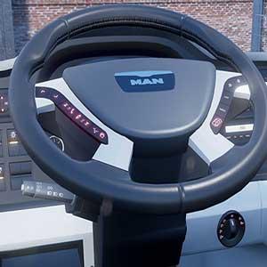 Fernbus Simulator Conduite