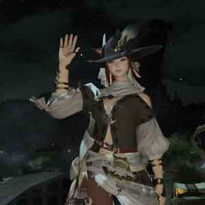Final Fantasy 14 A Realm Reborn Personnage