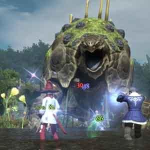 Final Fantasy 14 A Realm Reborn Combat