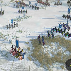 Field of Glory 2 Medieval Champs de neige