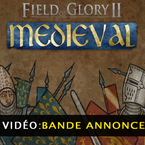 Field of Glory 2 Medieval Vidéo de la bande annonce