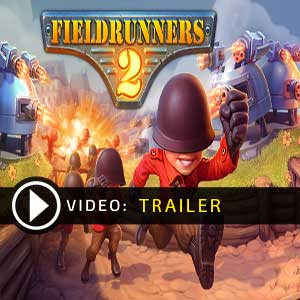 Acheter Fieldrunners 2 Cle Cd Comparateur Prix