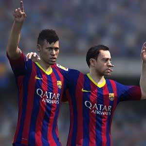 FIFA 14 Xbox One Joueurs