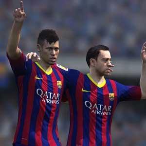 FIFA 14 PS4 Joueurs