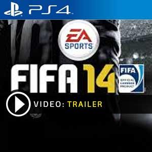 FIFA 14 PS4 en boîte ou à télécharger