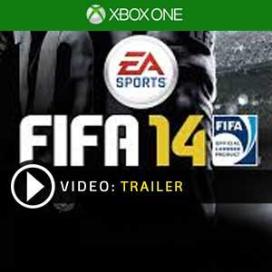 FIFA 14 Xbox One en boîte ou à télécharger