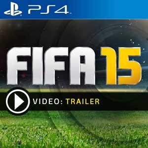 FIFA 15 PS4 Code en boîte ou à télécharger