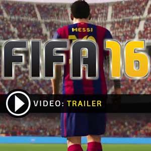 Fifa 16 en boîte ou à télécharger sur PS4