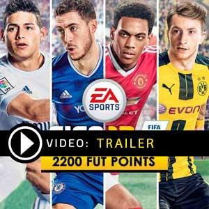 Acheter FIFA 17 2200 FUT Points Clé Cd Comparateur Prix