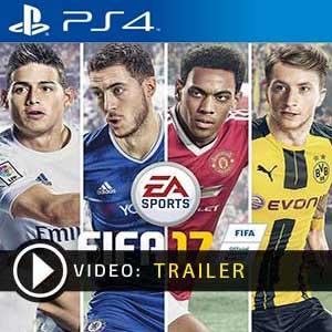 FIFA 17 PS4 en boîte ou à télécharger