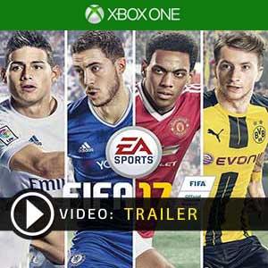 FIFA 17 Xbox One en boîte ou à télécharger