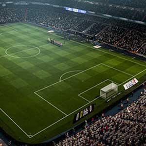 Atmosphères immersives au stade