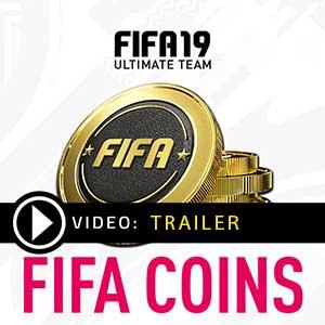 Acheter FIFA 19 FUT Points Clé CD Comparateur Prix