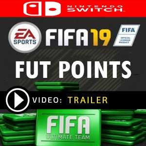 Acheter FIFA 19 FUT Points Nintendo Switch comparateur prix