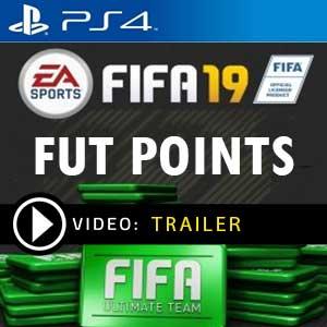 Acheter FIFA 19 FUT Points PS4 Comparateur Prix