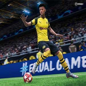 Vidéo du jeu FIFA 20