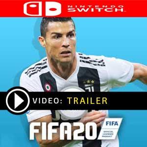 FIFA 20 Nintendo Switch en boîte ou à télécharger