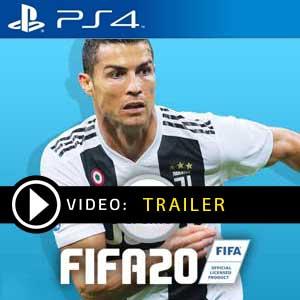 FIFA 20 PS4 en boîte ou à télécharger