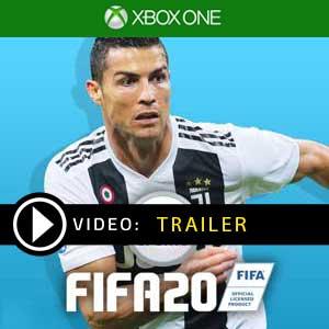 FIFA 20 Xbox One en boîte ou à télécharger