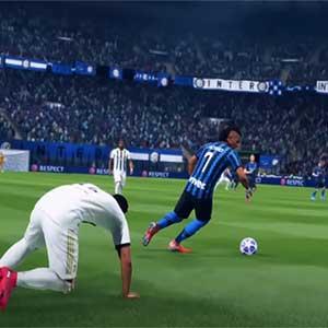 FIFA 21 Passez