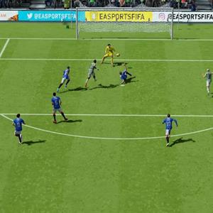 FIFA 21 Terrain de football