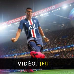 FIFA 21 Vidéo de jeu