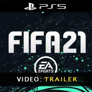 Acheter FIFA 21 PS5 Comparateur Prix