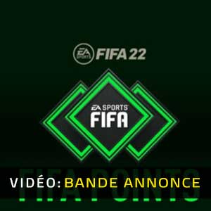 FIFA 22 FUT Points Bande-annonce Vidéo