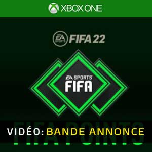FIFA 22 FUT Points Xbox One Bande-annonce Vidéo