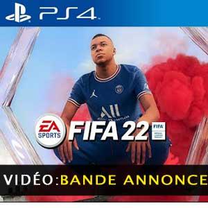 FIFA 22 PS4 Bande-annonce Vidéo