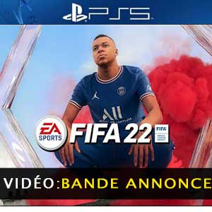 FIFA 22 PS5 Bande-annonce Vidéo