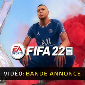 FIFA 22 Bande-annonce Vidéo