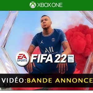 FIFA 22 Xbox One Bande-annonce Vidéo