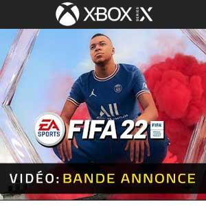 FIFA 22 Xbox Series X Bande-annonce Vidéo