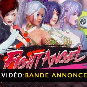 Fight Angel Vidéo de la bande-annonce