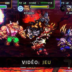 Fight N Rage Vidéo de gameplay